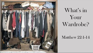 whats in your wardrobe